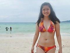 Amateur Asian Filipina