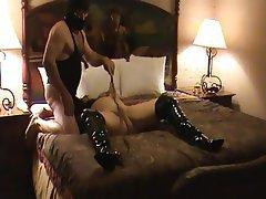 BDSM Granny Spanking