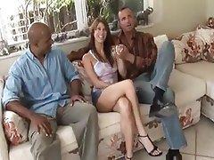Cuckold Interracial Wife Husband