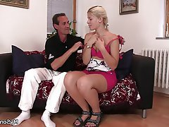 Blowjob Czech Hardcore Old and Young
