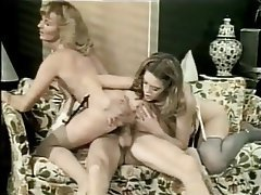 Blowjob Threesome Big Boobs Vintage