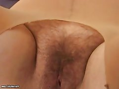 BBW Granny Hairy Mature