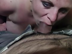 Amateur Blowjob Facial POV