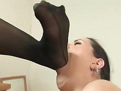 Foot Fetish Lesbian Foot Fetish