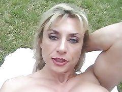 Close Up Cumshot Orgasm