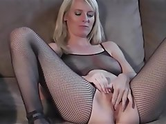 Amateur Blonde German MILF