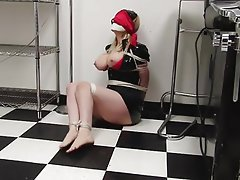 Bondage Nurse Black