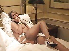Babe Softcore Masturbation Vintage