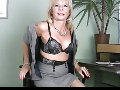 Mature Granny Masturbation Orgasm