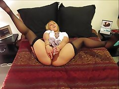 Amateur Blowjob Stockings British