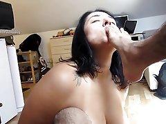 Amateur Ass Licking BDSM Foot Fetish