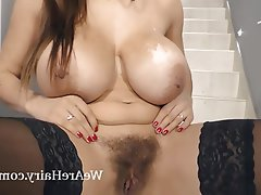 Big Boobs Czech Hairy Masturbation