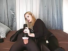 Cumshot Mistress