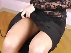 Close Up Masturbation MILF Smoking Pussy