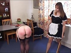 British Spanking Stockings
