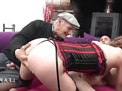 Amateur Anal Casting French