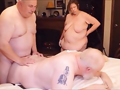 Bisexual Mature Party Strapon