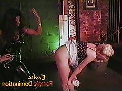 BDSM Femdom Mistress Spanking Rough
