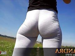 Big Butts Spanish Brunette