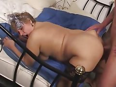 Anal Granny Hairy Stockings