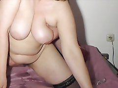 German BBW Big Boobs