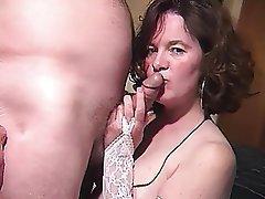Blowjob Cum in mouth Facial Homemade