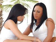 Lesbian Masturbation Orgasm