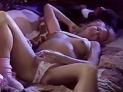 Blonde Masturbation Vintage