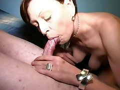 Old and Young Orgasm