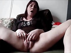 Homemade Mature Orgasm Squirt