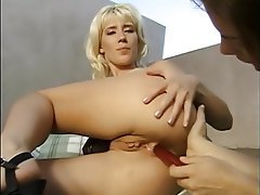Anal Lesbian Strapon