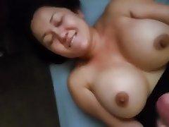 Asian Big Boobs Cumshot