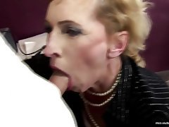 Anal Creampie Granny Mature Old and Young