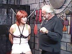BDSM Redhead MILF