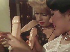 Hairy Lesbian Lingerie Stockings