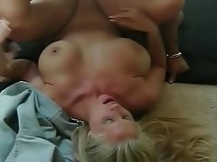 Blonde Cumshot Hardcore