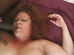 Granny Hairy Interracial Mature