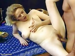 German Granny Hairy Mature