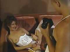 Anal Casting Lingerie Mature