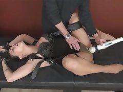 Bondage Orgasm Pantyhose