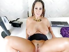 MILF Pornstar POV Secretary