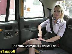 Amateur Facial Taxi