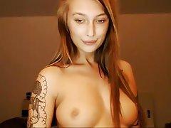 Redhead Russian Squirt Tattoo Webcam