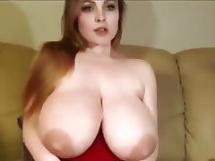 Big Boobs Dildo Saggy Tits Webcam Big Tits