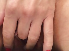 Close Up Masturbation Orgasm