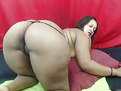 African Big Butts Webcam