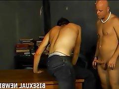 BDSM Bisexual Femdom Threesome