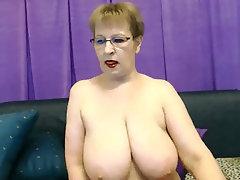 Amateur Big Boobs Granny