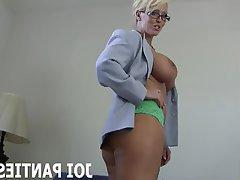 BDSM Femdom Lingerie POV Panties