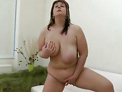 Babe BBW Masturbation Big Tits
